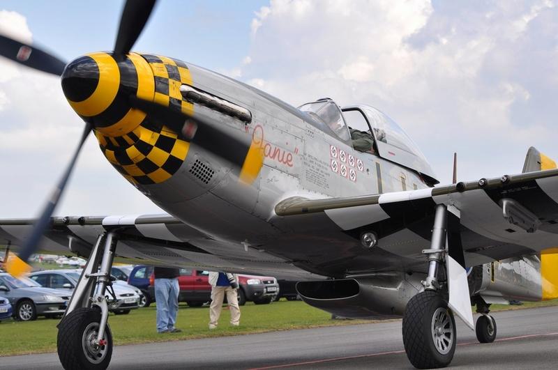 Crash d'un Mustang en GB P-51ja10