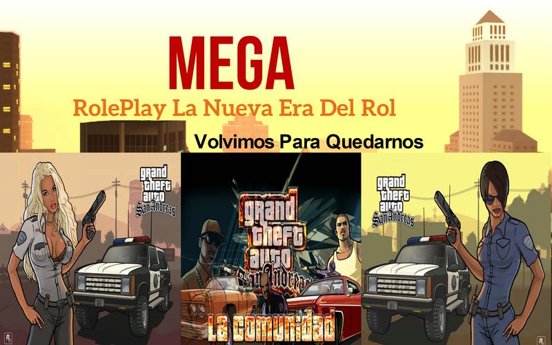 Mega RolePlay La Nueva Era Del Rol