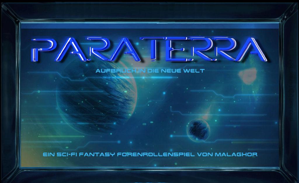 ParaTerra - eine neue Welt Parate13