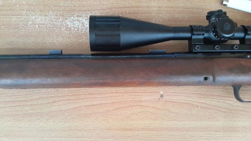 carabine anschutz 54 match 20160917