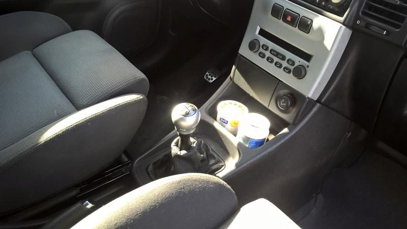 nouveau camion à la maison [Zafira A 2.0 DTi] Wp_20110