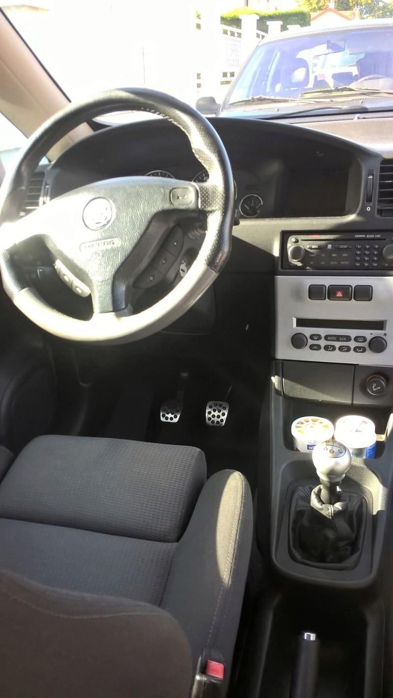 nouveau camion à la maison [Zafira A 2.0 DTi] Wp_20111