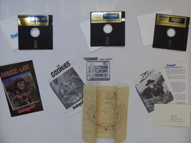 [ESTIM]  Disquettes 5'1/4 pour Atari 110