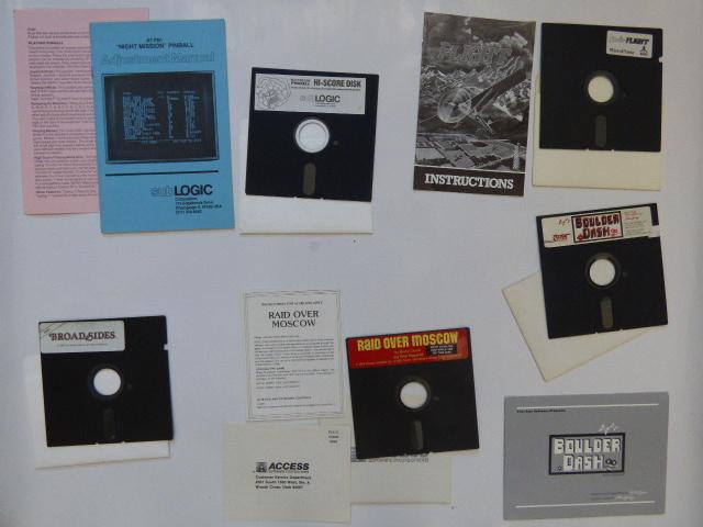 [ESTIM]  Disquettes 5'1/4 pour Atari 510