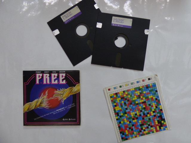 [ESTIM]  Disquettes 5'1/4 pour Atari Free10