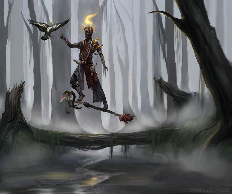 Illustrations de Jari (aka Odilion)  Jokull10