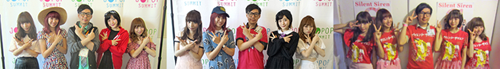 Silent Siren - Lucky Girl (Music Dragon 2014.06.21) Silent12