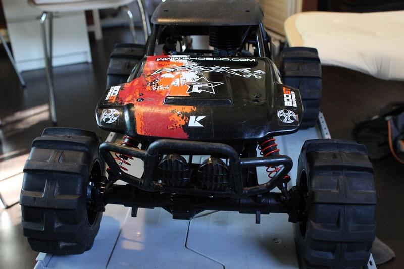 Kyosho Foxx thermique  Kyosho23