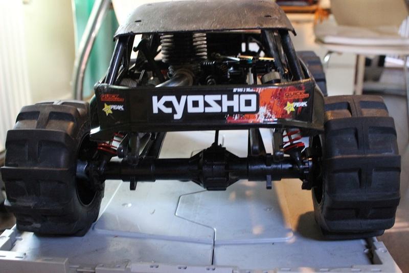 Kyosho Foxx thermique  Kyosho25