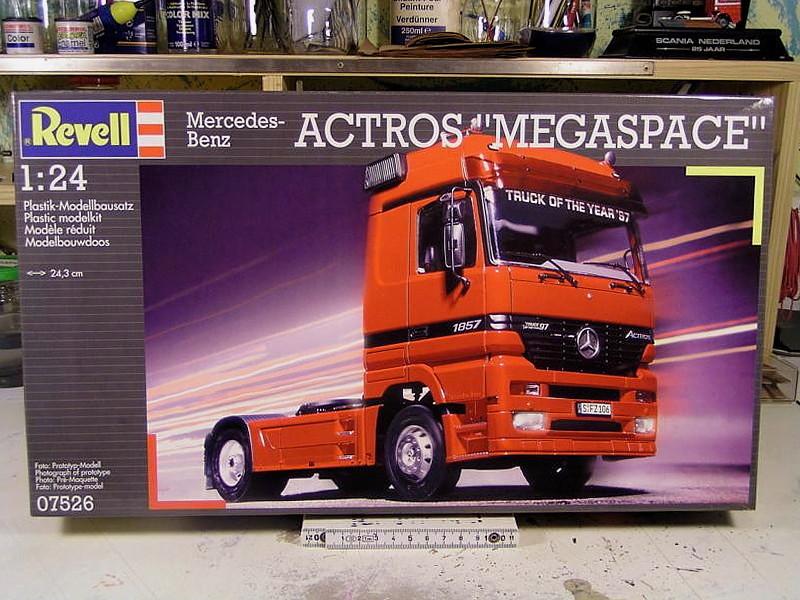 MB ACTROS MEGASPACE 00112