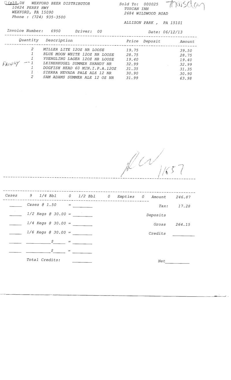 Invoices 69xx 69xx10