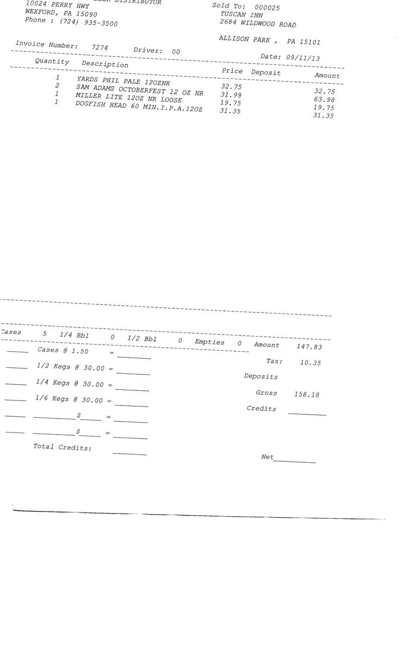 Invoices 72xx 72xx0010