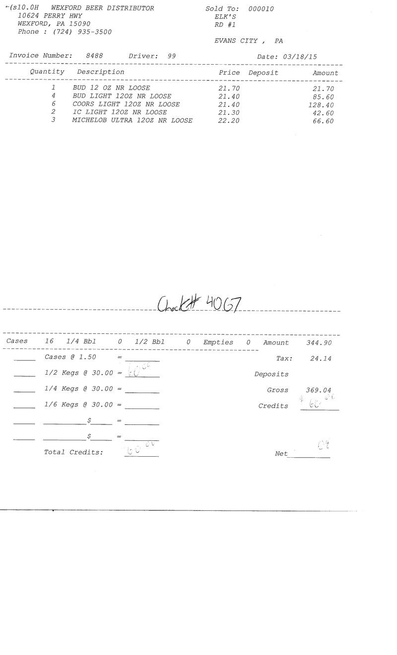 Invoices 84xx 848810