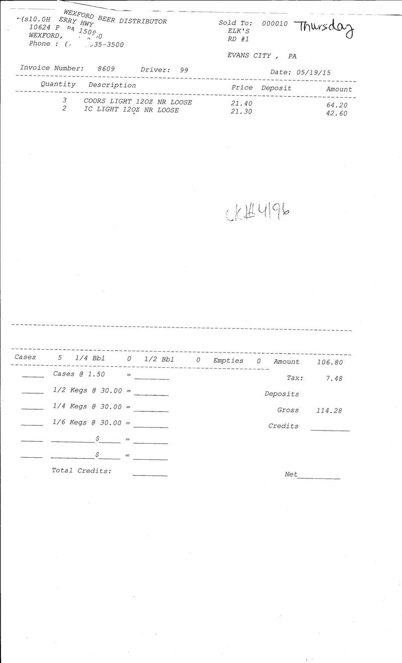invoices 86xx 86xx0014