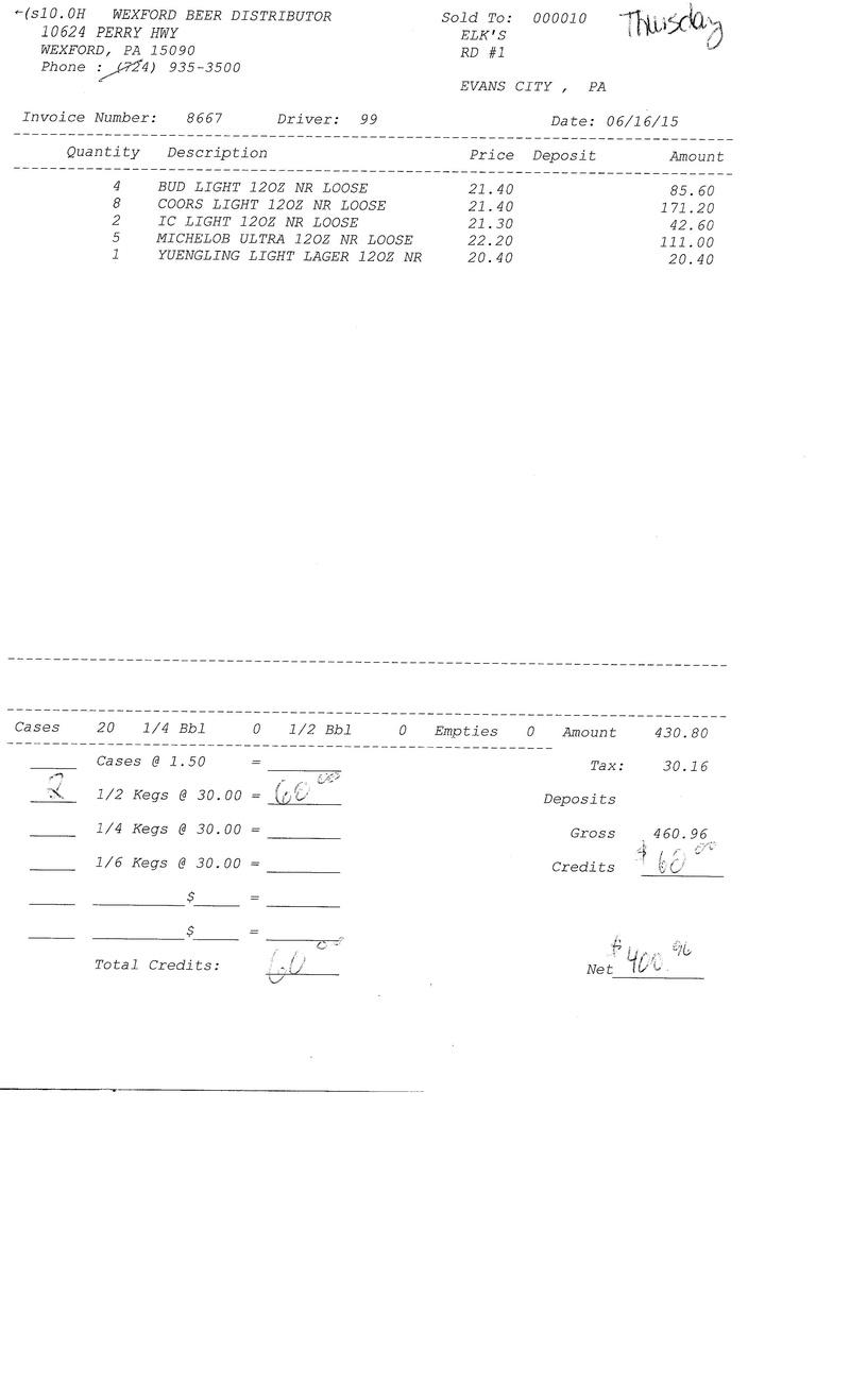 invoices 86xx 86xx0015