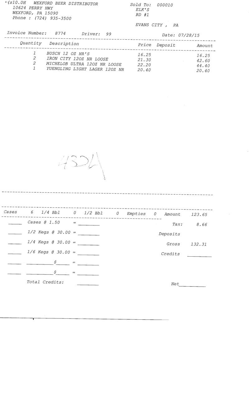 invoices 87xx 87xx0011