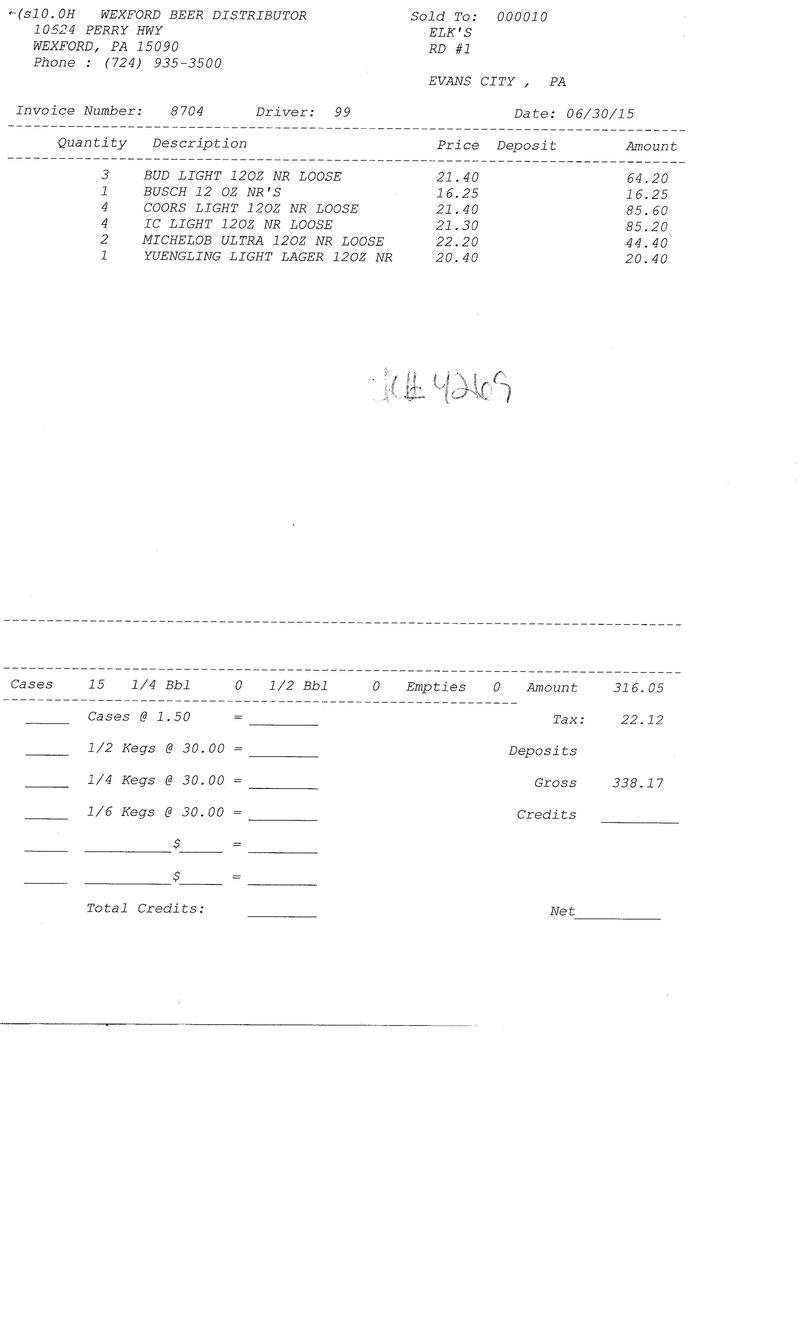 invoices 87xx 87xx0012