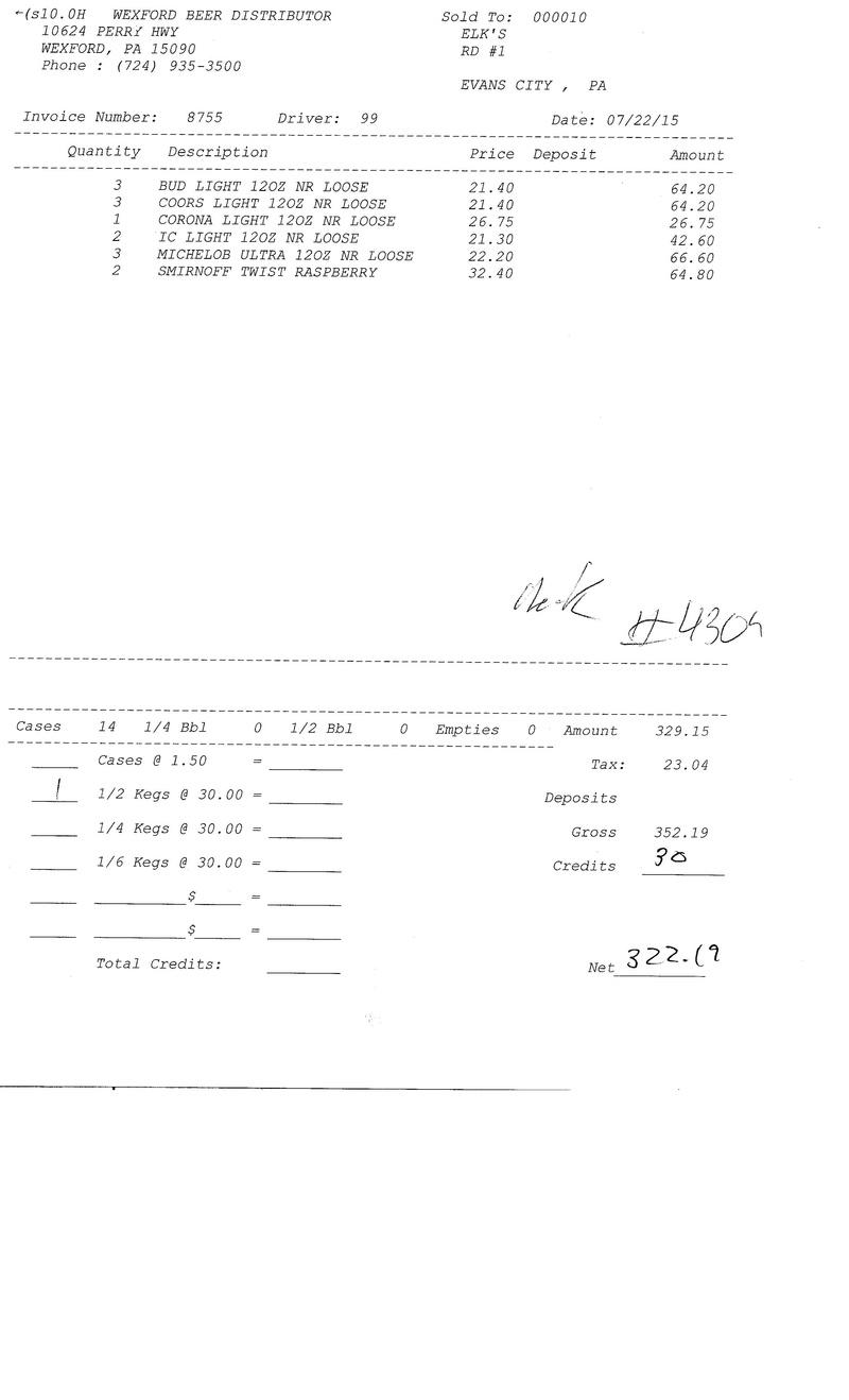 invoices 87xx 87xx0013