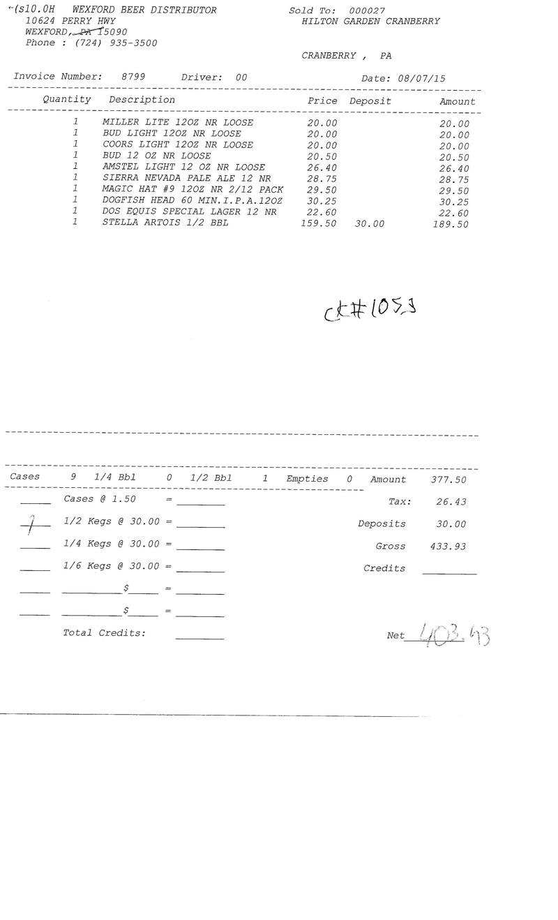 invoices 87xx 87xx0023
