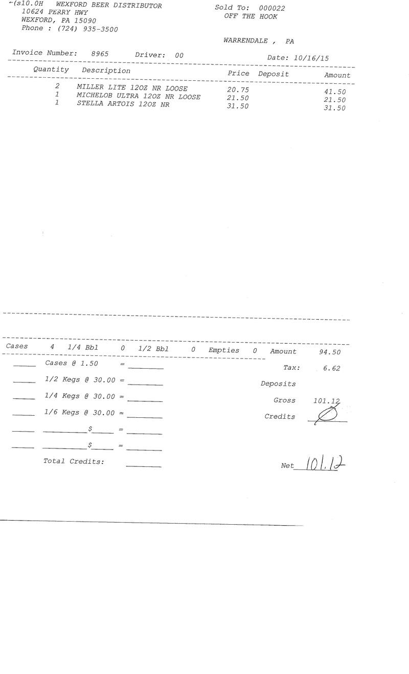 invoices 89xx 89xx0029