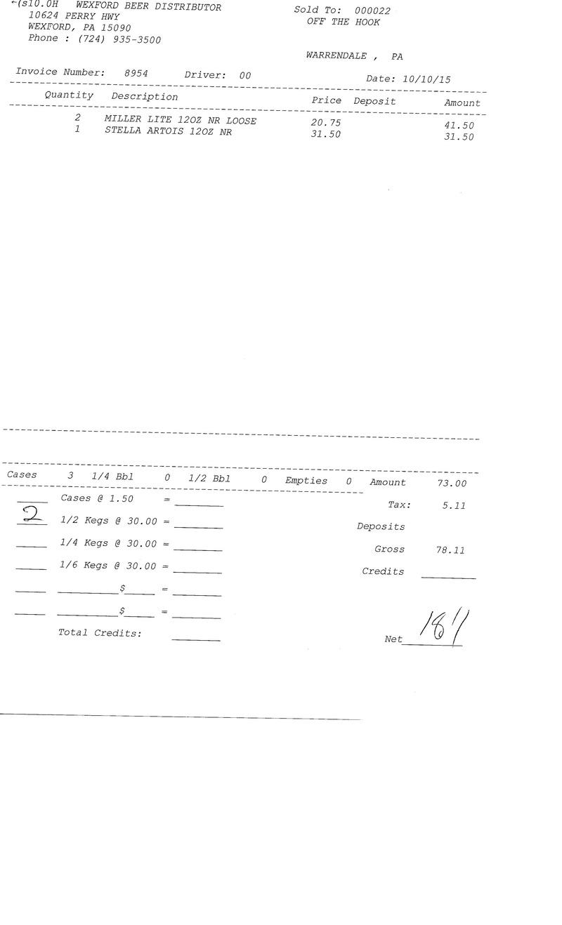 invoices 89xx 89xx0036