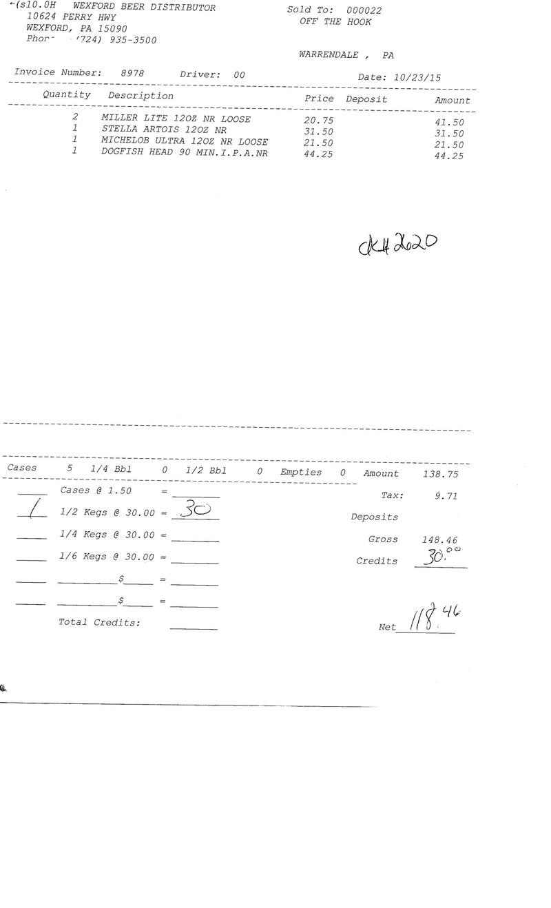 invoices 89xx 89xx0037