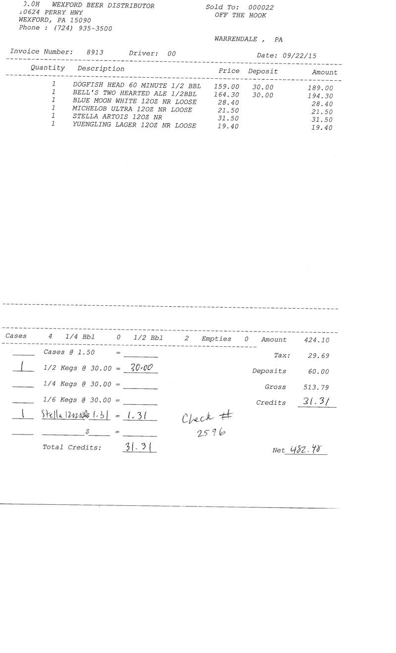 invoices 89xx 89xx0038