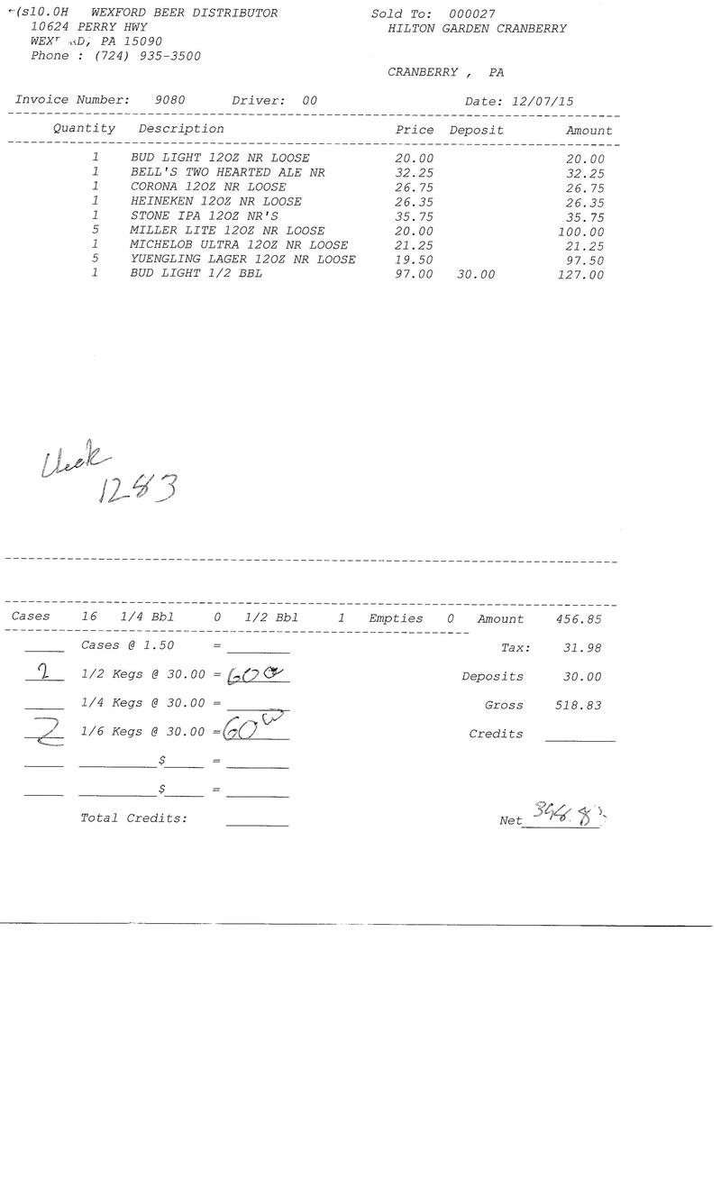 invoices 90xx 90xx0017