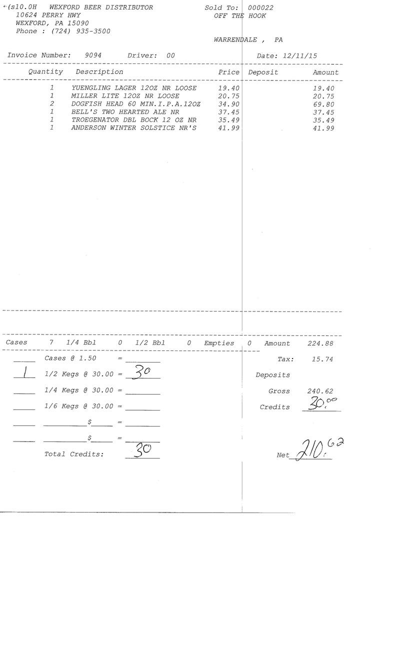 invoices 90xx 90xx0026