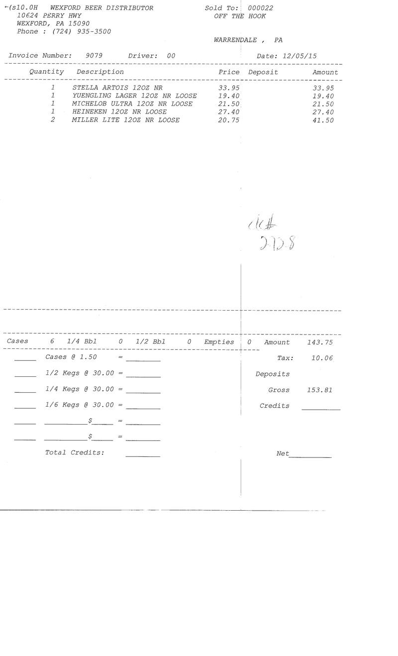 invoices 90xx 90xx0027