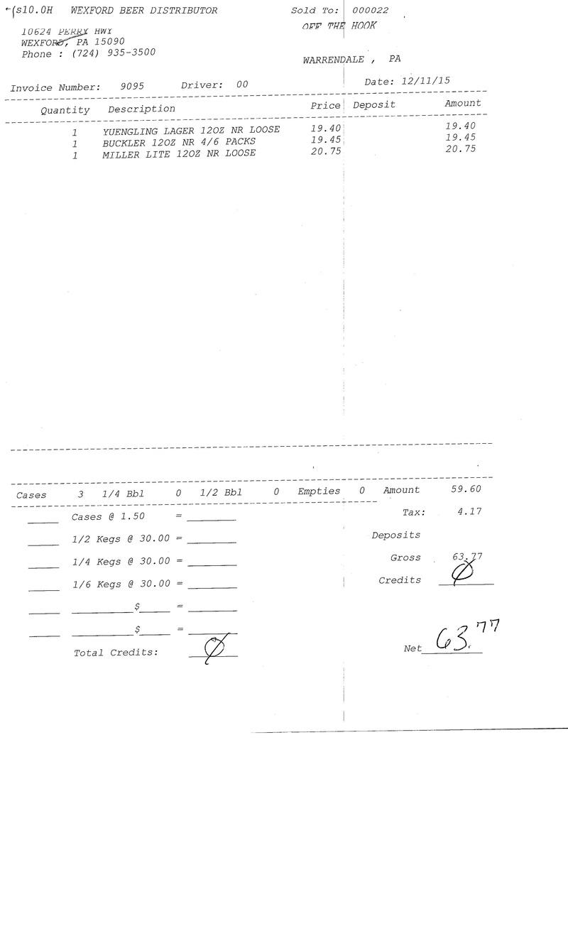 invoices 90xx 90xx0030