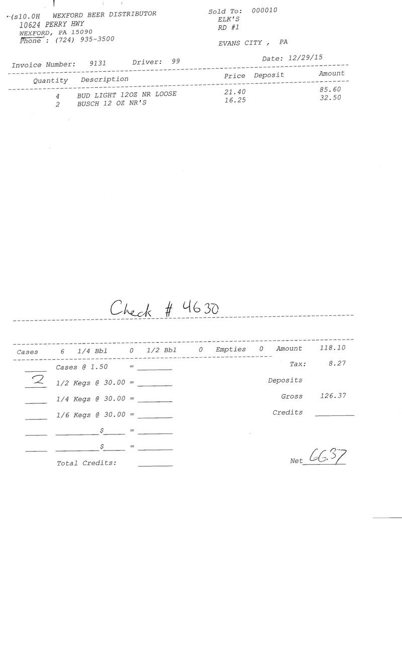 invoices 91xx 91xx0010