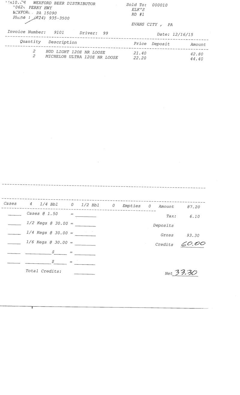 invoices 91xx 91xx0011