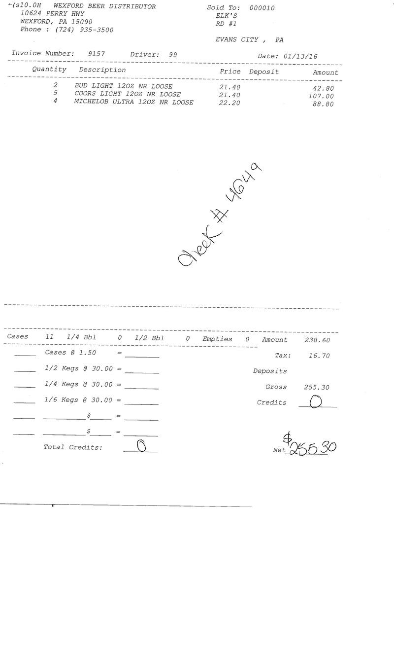 invoices 91xx 91xx0012