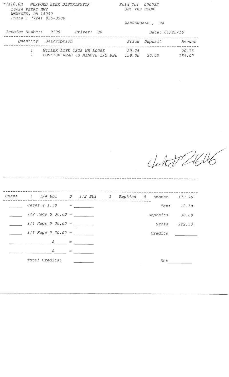 invoices 91xx 91xx0023