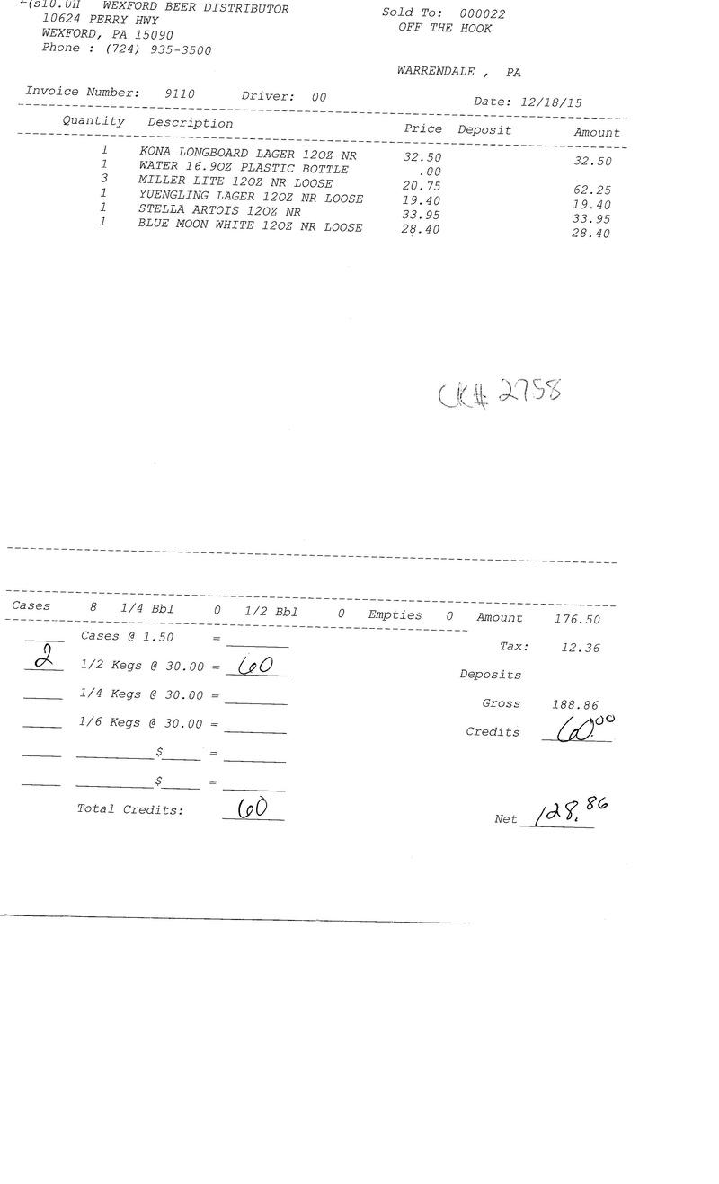 invoices 91xx 91xx0030