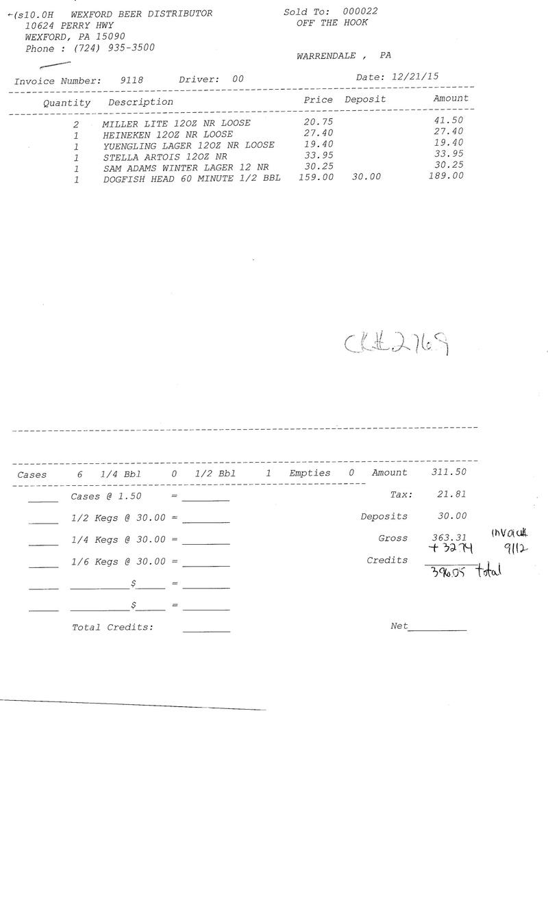 invoices 91xx 91xx0031