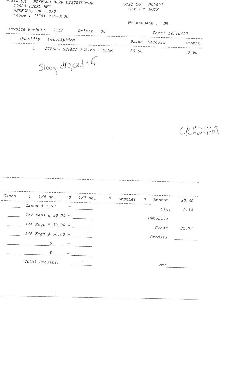 invoices 91xx 91xx0034