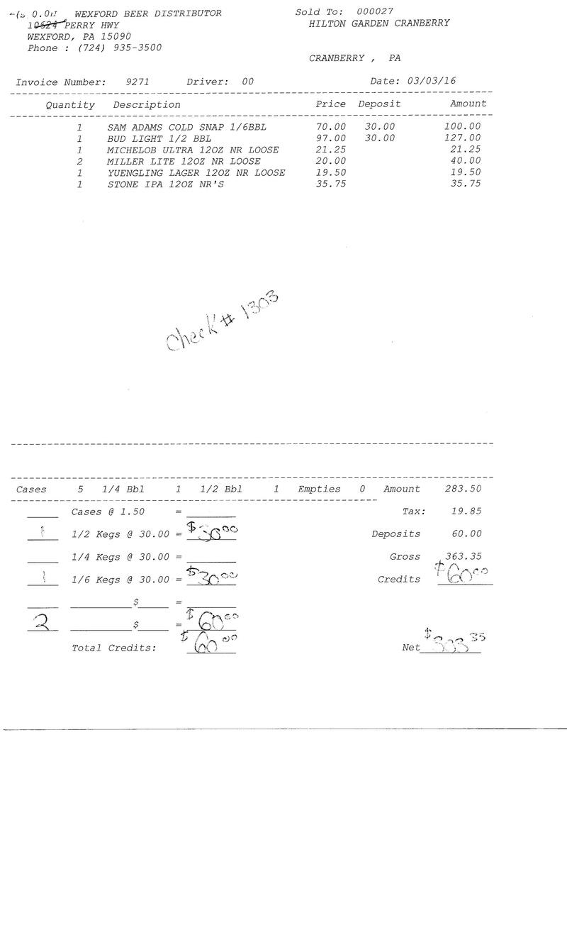 invoices 92xx 92xx0017