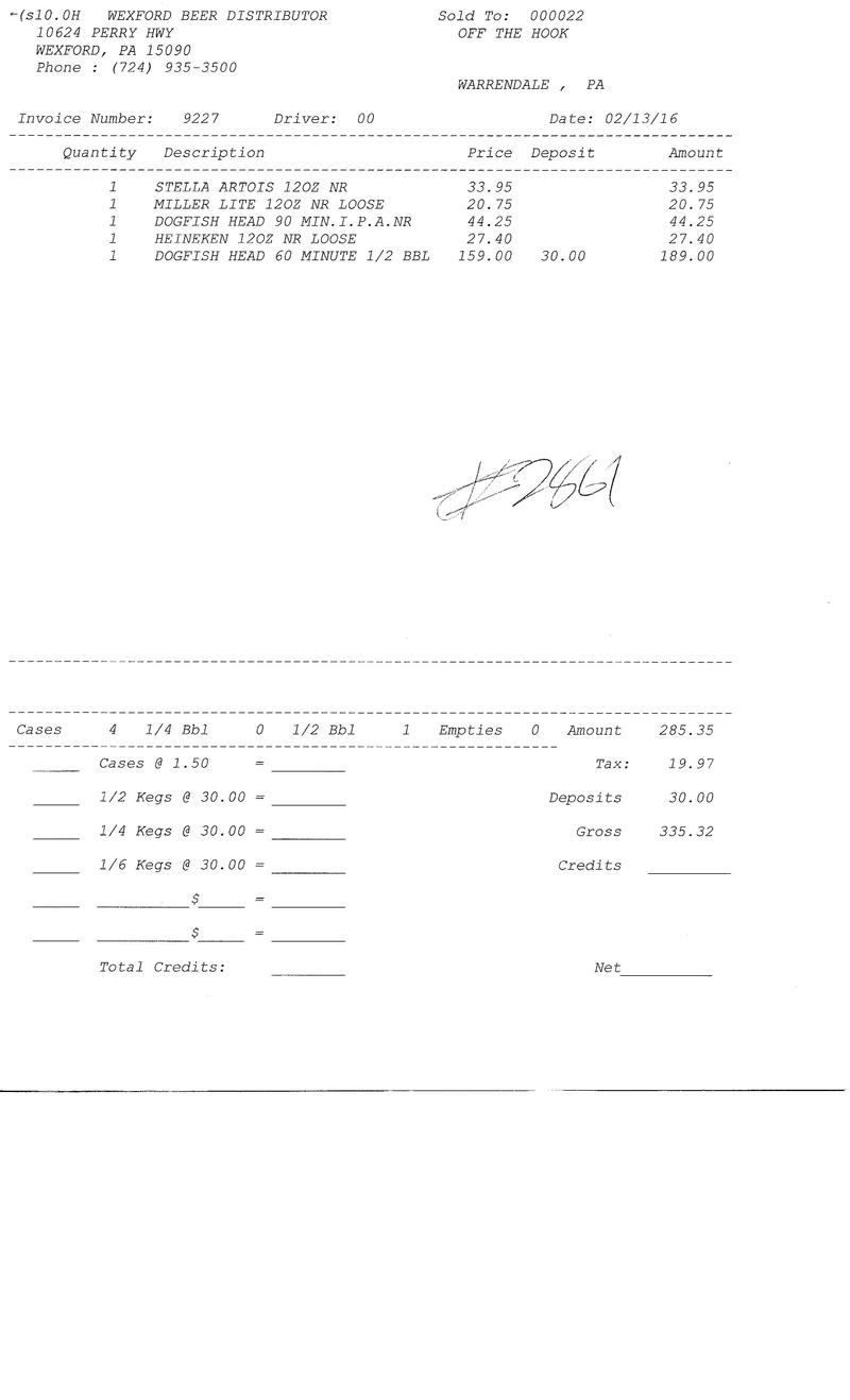invoices 92xx 92xx0024
