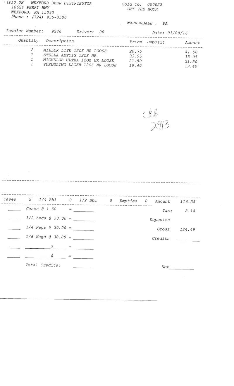 invoices 92xx 92xx0035