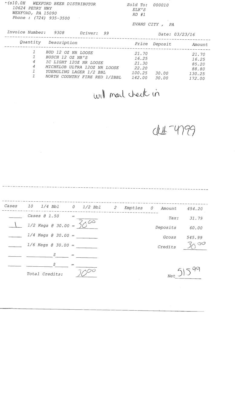 invoices 93xx 93xx0012