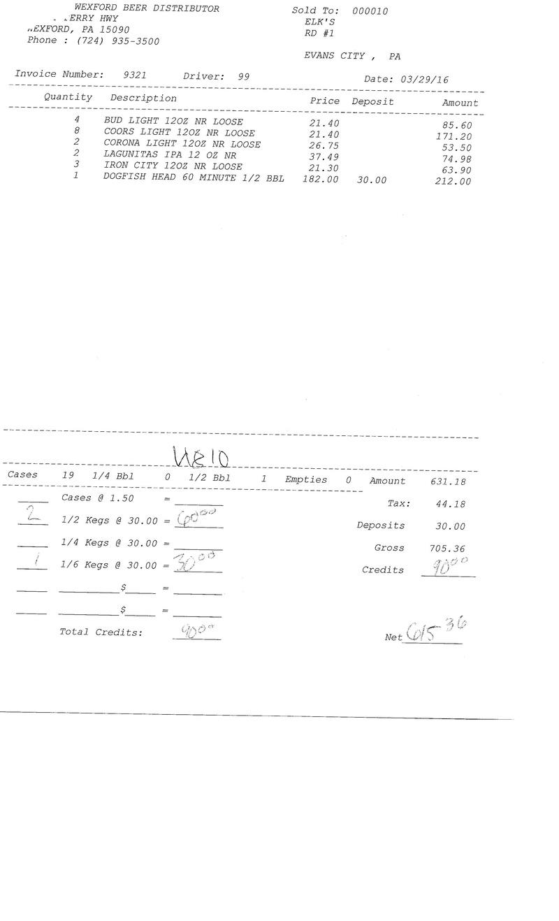 invoices 93xx 93xx0014