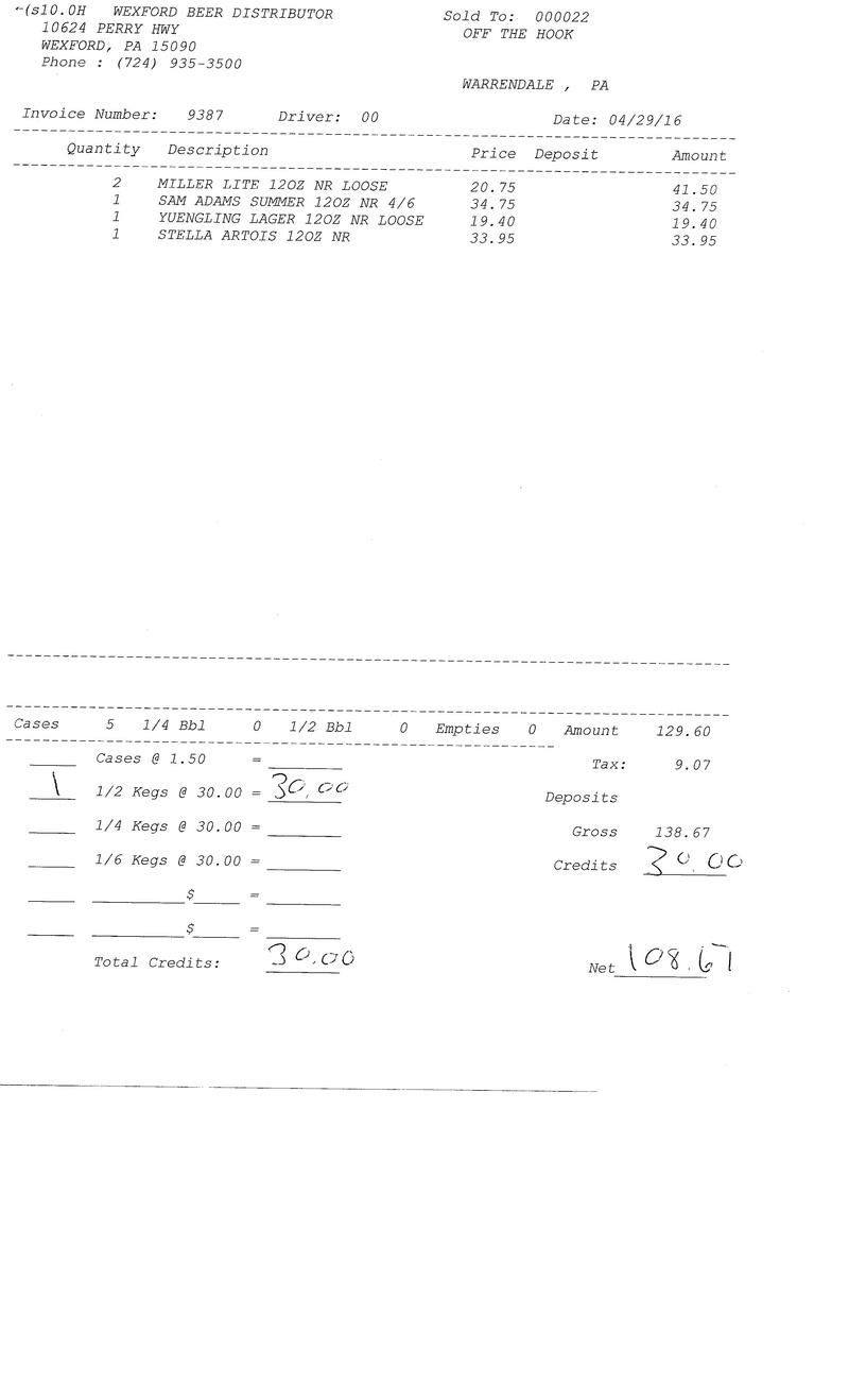 invoices 93xx 93xx0024