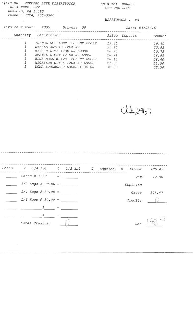 invoices 93xx 93xx0028
