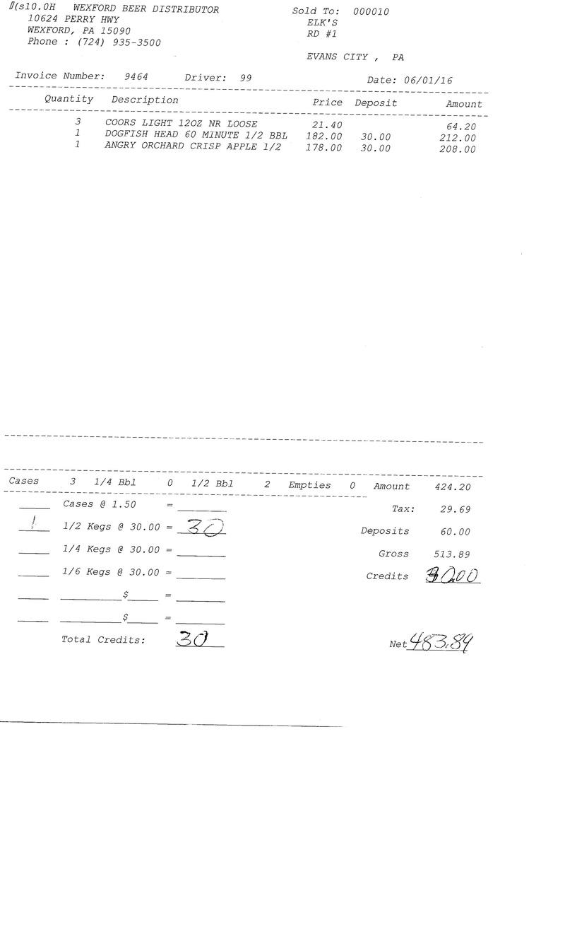 invoices 94xx 94xx0013
