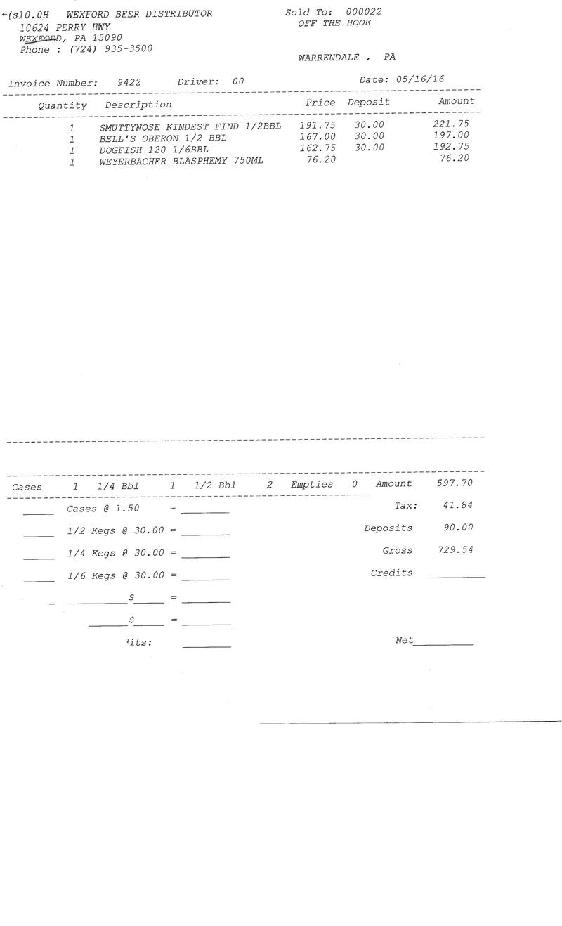 invoices 94xx 94xx0019