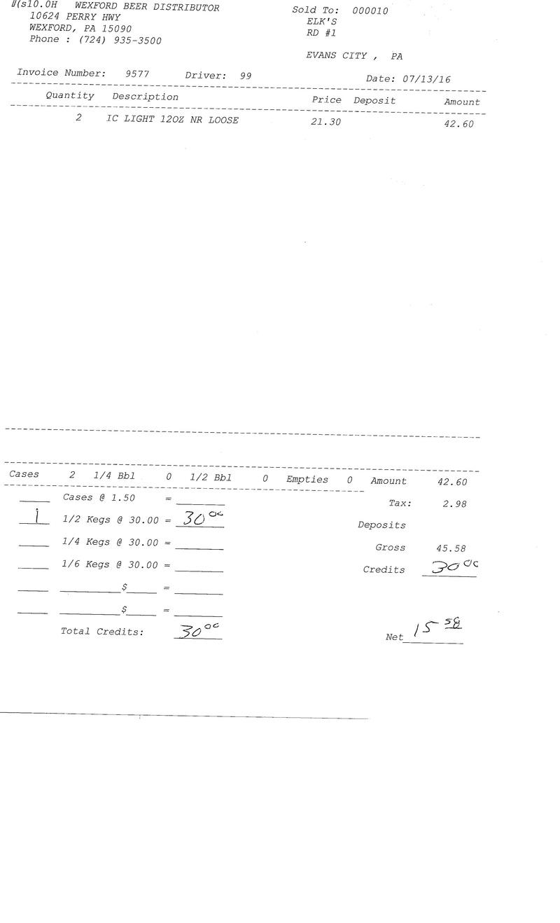 invoices 95xx 95xx0010