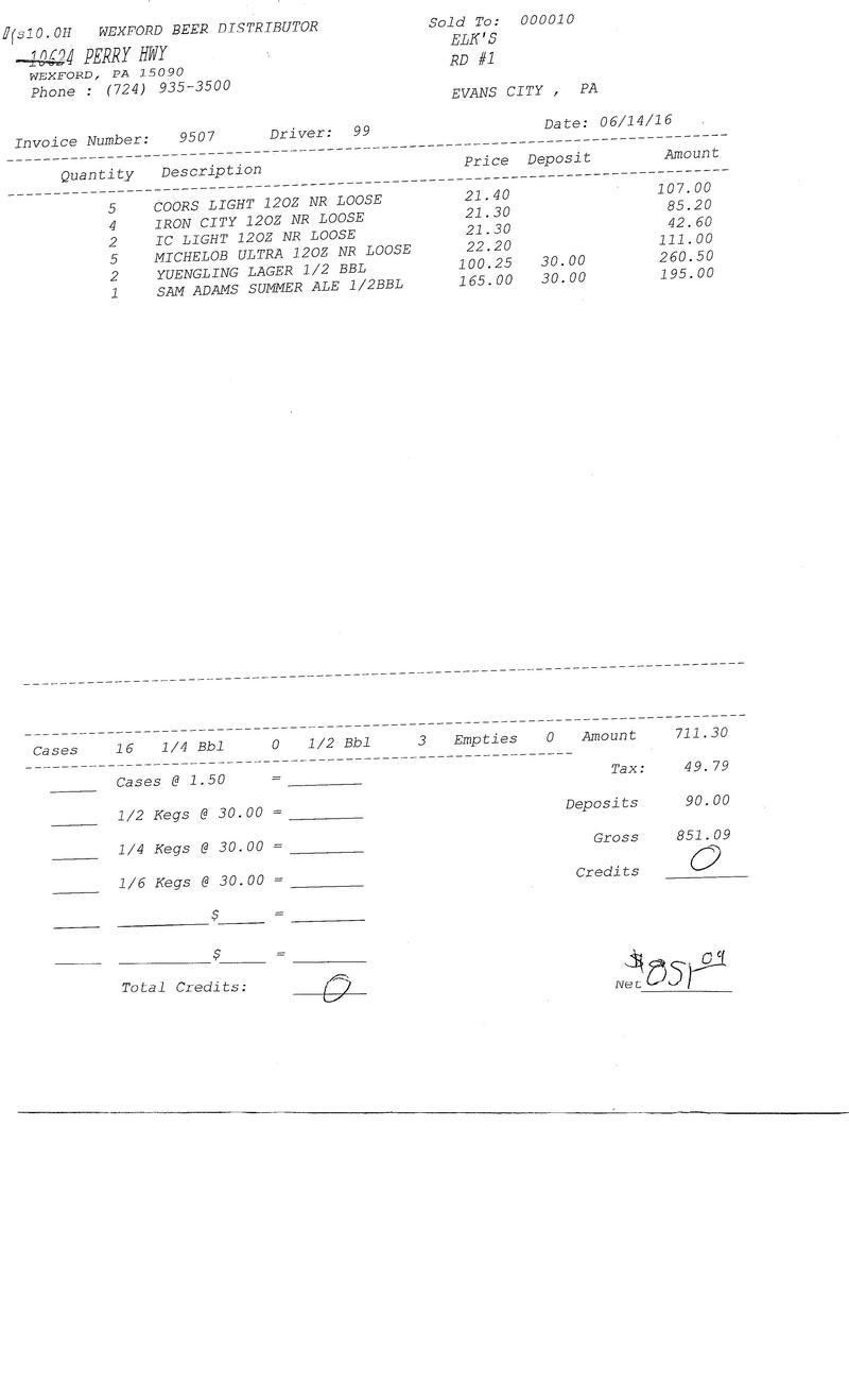 invoices 95xx 95xx0014