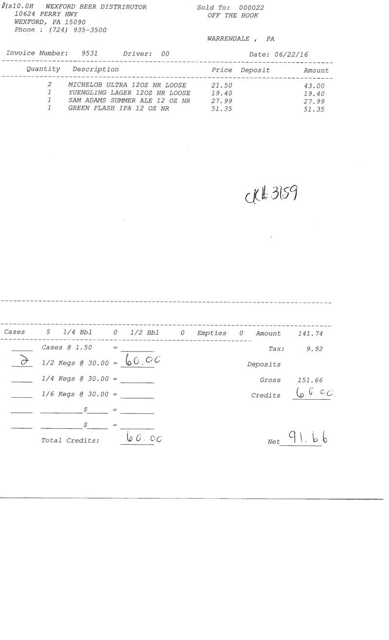 invoices 95xx 95xx0025